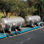 Empresas fabricantes de vasos de pressão