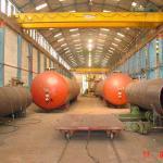 Fábrica de tanques de inox