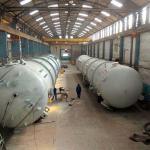 Fabricante de tanques de aço inox