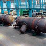 Fabricantes de vasos de pressão