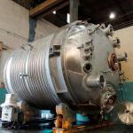Reatores de processos quimicos
