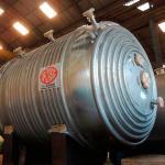 Reatores quimicos industriais