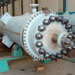 Trocador de calor industrial